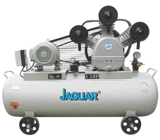 捷豹空压机在运行时产生大量的热量怎样处理